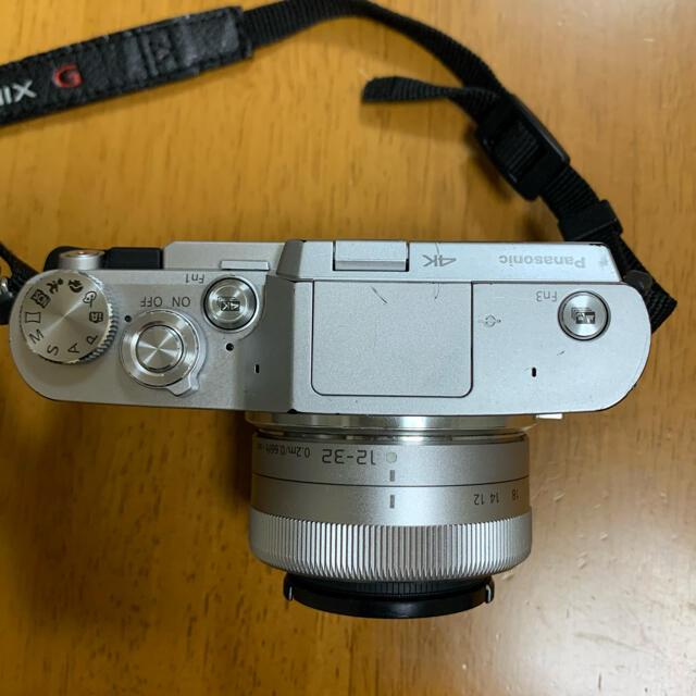 Panasonic(パナソニック)のLUMIX GF9 スマホ/家電/カメラのカメラ(ミラーレス一眼)の商品写真