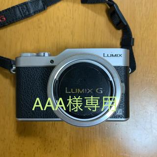 パナソニック(Panasonic)のLUMIX GF9(ミラーレス一眼)