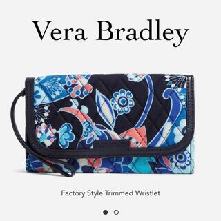 ヴェラブラッドリー(Vera Bradley)の新品 ヴェラブラッドリー 財布 リストレットLotus Flower Swirl(財布)
