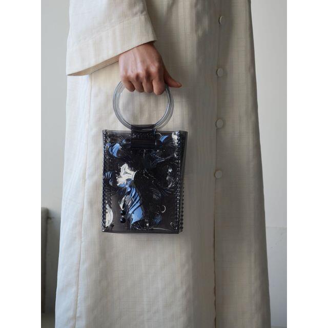 mame(マメ)の MameKurogouchi Vinyl Chloride MINI Hand レディースのバッグ(ハンドバッグ)の商品写真