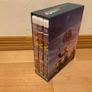 仮面ライダーV3 Blu-ray BOX 全3巻セット(特撮)