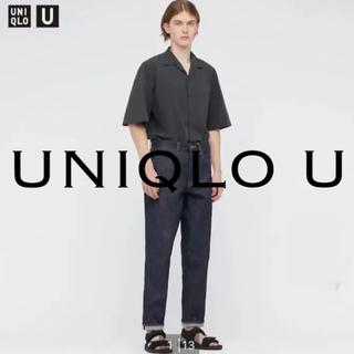 ユニクロ(UNIQLO)のUNIQLO U セルビッジデニム 30(76)(デニム/ジーンズ)