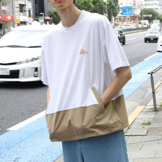 ケルティ(KELTY)のKELTY ケルティ別注デザインプルオーバー(Tシャツ/カットソー(半袖/袖なし))