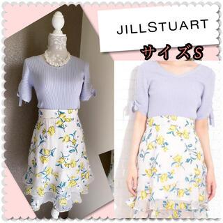 JILLSTUART - ♡ジルスチュアート ディアボロフラワーワンピース♡