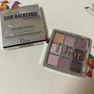 Dior - 新品未使用! dior バックステージアイパレット 002 クール