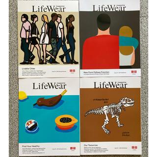 ユニクロ(UNIQLO)のUNIQLO LifeWear Magazineセット(ファッション)