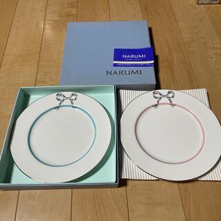 NARUMI - ナルミ NARUMI ペアデザートプレートセット プレート お皿 皿