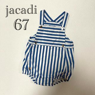 Jacadi - ジャカディ オーバーオール 6M 67