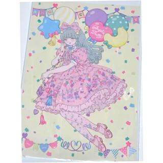 アンジェリックプリティー(Angelic Pretty)のangelic pretty Happy Garland ポストカード 今井キラ(写真/ポストカード)