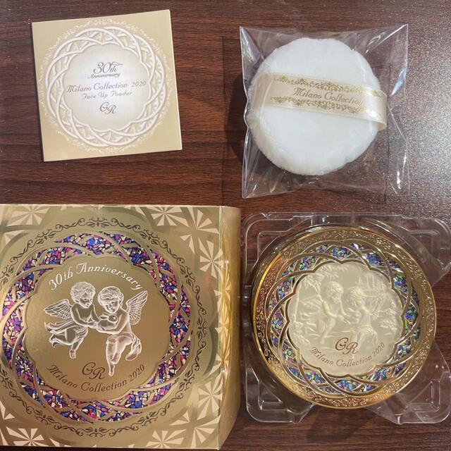 Kanebo(カネボウ)のKaneboミラノコレクション GR 2020 フェイスパウダー 新品 数量限定 コスメ/美容のベースメイク/化粧品(フェイスパウダー)の商品写真