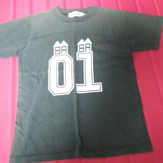 インハビダント(inhabitant)のinhabitantレディースUSAxxs深緑(Tシャツ(半袖/袖なし))