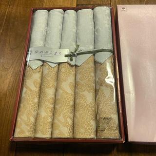 西川 - 未使用品 京都西川 高級座布団カバー 5枚セット