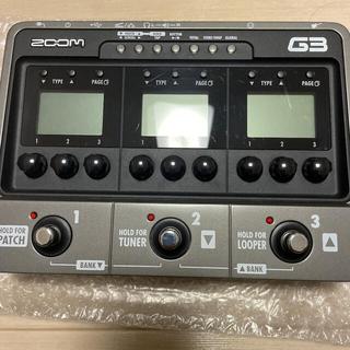 ズーム(Zoom)のzoom G3 (エフェクター)