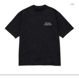 ENNOY Professional Color T-Shirts BLACK(Tシャツ/カットソー(半袖/袖なし))