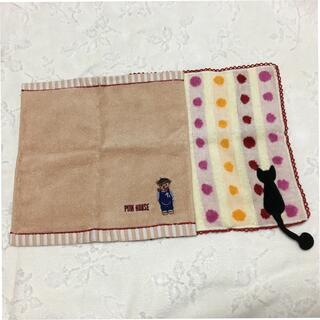 PINK HOUSE - 未使用☆ピンクハウス&マタノアツコ☆タオルハンカチセット