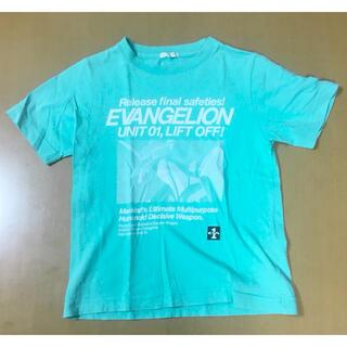GU - 男の子 Tシャツ エヴァンゲリオン 初号機 キッズ