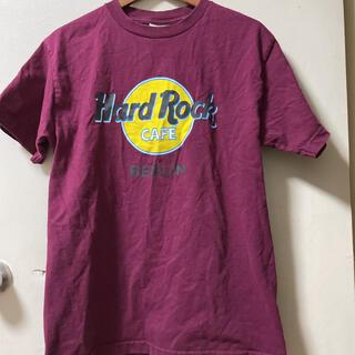 ロックハード(ROCK HARD)のハードロックカフェ  Hard Rock CAFE  Tシャツ(Tシャツ/カットソー(半袖/袖なし))