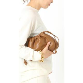 ドゥーズィエムクラス(DEUXIEME CLASSE)の新品 CELERI BAG キャメル(ショルダーバッグ)