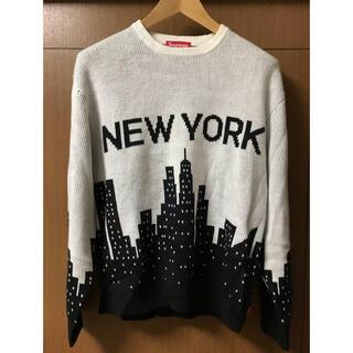Supreme - 20ss Supreme New York Sweater