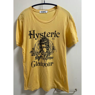 HYSTERIC GLAMOUR - HYSTERIC GLAMOUR  ヒステリックグラマー Tシャツ
