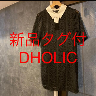 dholic - 新品タグ付ディーホリックワンピース