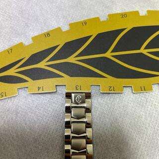 シャリオール(CHARRIOL)のシャリオール純正SSブレスレット13㎜ 3セット  (腕時計)