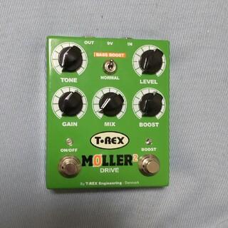 T-REX Moller2 Booster&Overdrive(エフェクター)