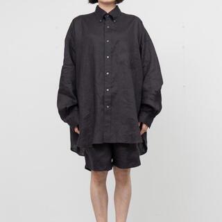 ワンエルディーケーセレクト(1LDK SELECT)のGraphpaper Linen Oversized B.D Shirt(シャツ)