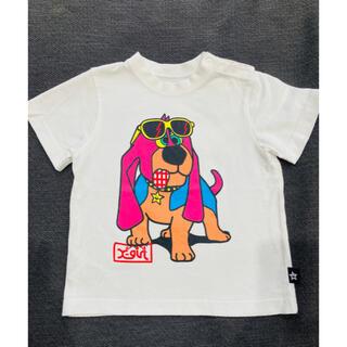エックスガール(X-girl)の☆XGIRL エックスガール☆キッズTシャツ 100cm(Tシャツ/カットソー)