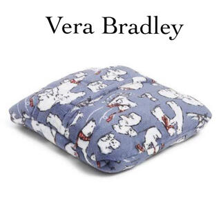 ヴェラブラッドリー(Vera Bradley)の新品 ヴェラブラッドリー フリース トラベル ブランケット(旅行用品)
