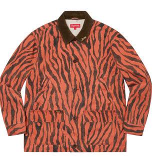 Supreme - Supreme Barn Coat Tiger Stripe