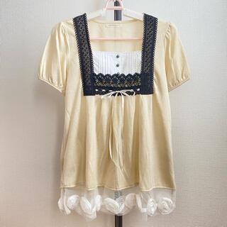 アクシーズファム(axes femme)のaxes femme  Tシャツ(Tシャツ(半袖/袖なし))