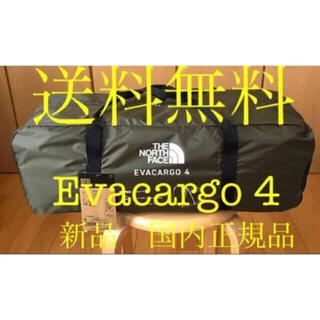 THE NORTH FACE - [新品未使用]THE NORTH FACE Evacargo4 エバカーゴ4