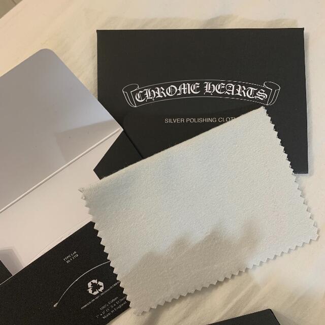 Chrome Hearts(クロムハーツ)の【新品未使用】クロムハーツルビー・ベビーファットチャーム、ドロップイヤリング レディースのアクセサリー(ネックレス)の商品写真