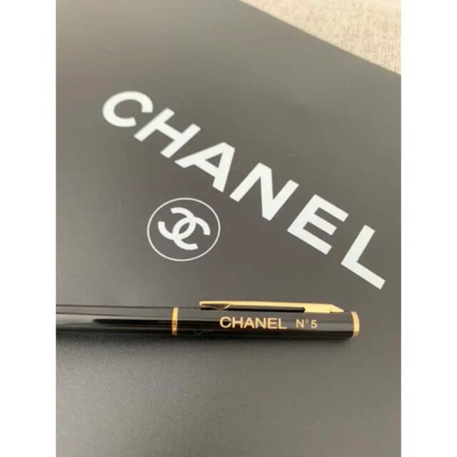CHANEL(シャネル)のシャネルCHANEL ノベルティボールペン 非売品 インテリア/住まい/日用品の文房具(ペン/マーカー)の商品写真