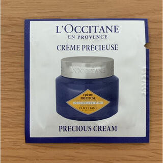 ロクシタン(L'OCCITANE)のロクシタン イモーテルプレシューズクリームa サンプル50枚(サンプル/トライアルキット)