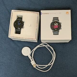 HUAWEI - 【ほぼ新品】Huawei Watch GT2 42mm Sports