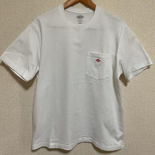 DANTON - DANTON ダントン ポケットTシャツ