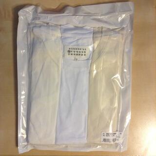 Maison Martin Margiela - 新品 Lマルジェラ 21ss パックT パックTシャツ 909