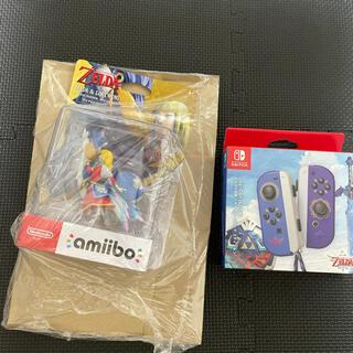 Nintendo Switch - Switch ゼルダの伝説 Joy-Con amiibo セット
