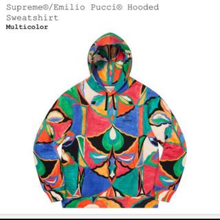 Supreme - 21SS Supreme / Emilio Pucci Hooded S