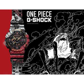 G-SHOCK - 【限定品】⭐︎G-SHOCK&ワンピースコラボ⭐︎GA-110JOP-1A4JR