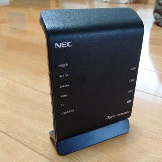 NEC - NEC 無線ルータ PA-WG1200HS4