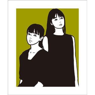 国内正規店購入 Zingaro Untitled:D シルクスクリーン 版画(版画)