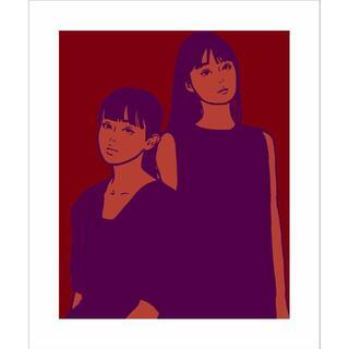 国内正規店購入 Zingaro Untitled: E シルクスクリーン 版画 (版画)