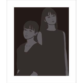 国内正規店購入 Zingaro Untitled:F シルクスクリーン 版画(版画)