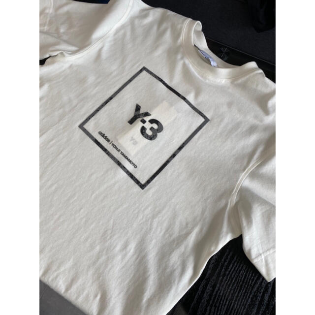 Y-3(ワイスリー)のY-3 メンズのトップス(Tシャツ/カットソー(半袖/袖なし))の商品写真