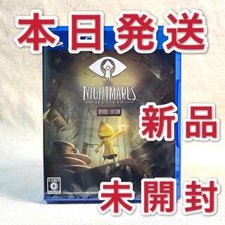 PlayStation4 - PS4 リトルナイトメア デラックスエディション