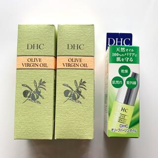 DHC - DHC  オリーブバージンオイル 2本プラスミニボトル1本