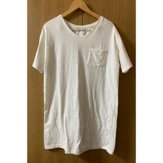 アズノウアズ(AS KNOW AS)のAS KNOW AS アズノウアズ ビッグ オーバーサイズ Tシャツ カットソー(Tシャツ(半袖/袖なし))